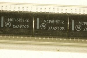 50 Pcs Mc145158 2 Parallel input Pll Frequency Synthesizer Sop16