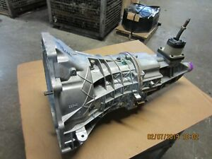 Nv1500 2 2l 5 Speed 2wd Transmission 1999 2003 S10 S15 Sonoma