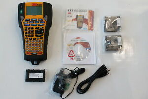 3m Pl300 Portable Rugged Industrial Commercial Label Maker Mint Condition