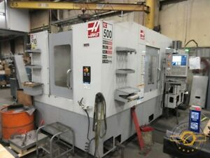 Haas Ec 500 32 X 20 Y 28 Z Cnc Vertical Machining Center New 2006