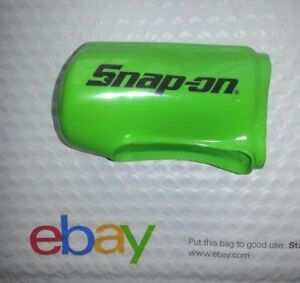 Snap On Ph3050a Ph3050b Air Hammer High Visibility Green Protective Boot