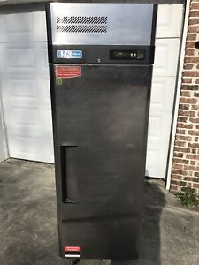 Turbo Air M3r19 1 Single Door Cooler Used Great Working Condition