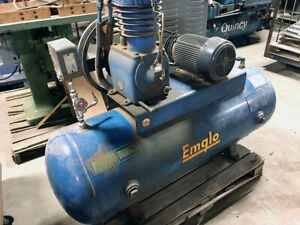 5hp Emglo 3phase Compressor
