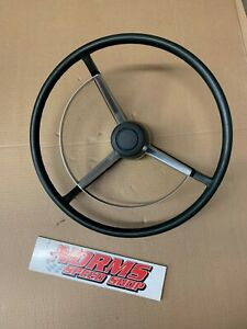 Mopar Steering Wheel B A Body 1967 69 Dart Coronet Roadrunner 1968 Charger