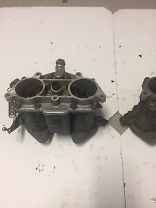 Solex Carburetor 40 P11for Porsche 912 356 Pair Used