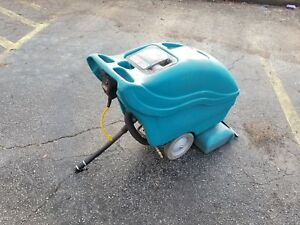 Tennant 1260 Carpet Cleaning Extractor Walk Behind Commercial Industrial Machine