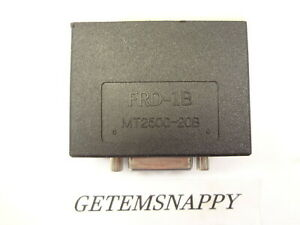 Snap On Frd 1b Ford Adapter Mt2500 Solus Modis Ethos Verus Scanners New