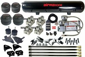 Air Kit Chevy S10 Pewter Air Compressors 2500 2600 3 8npt Afc Blk Avs 9 Toggle