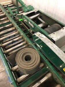 Rapidstan Power Roller Conveyor