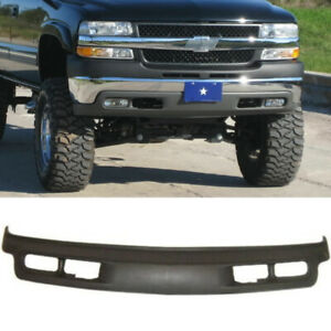 Replacement Front Bumper Valance For 1999 2002 Silverado 2000 2006 Tahoe New