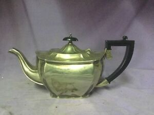 Quality Antique Silver Plate T Pot Hot Water
