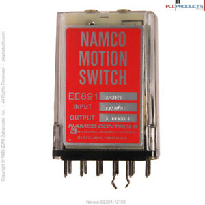 Namco Ee891 12103 Motion Switch New old Stock