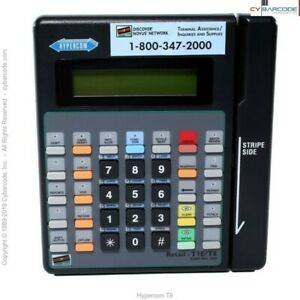 Hypercom T8 Credit Card Terminal New old Stock