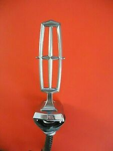 Lincoln Grille Ornament 1988 1989 Oem Town Car Front Hood Ornament E8vb 8c080