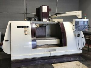 1998 Chevalier 2552 Vmc l Cnc Vertical Machining Center Fanuc 0 md