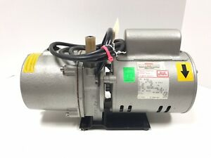 Edwards Speedivac 2 Vacuum Pump With Motor