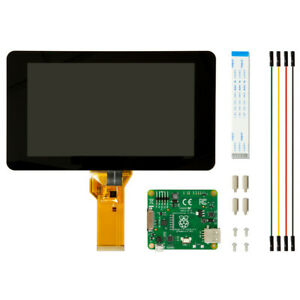 7 Lcd Touch Screen For Raspberry Pi