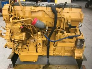 2007 Cat C 15 C15 Mxs Acert Diesel Engine For Sale 1 Year Limited Warranty