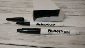 Fisherbrand fisherfinest Chemically Resistant Markers Pack Of 12