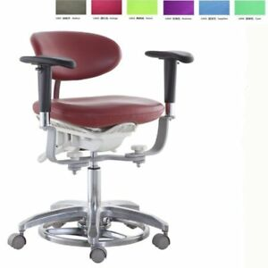 Dental Microscope Dynamic Chair Foot Controlled Medical Seat Dentist Chair