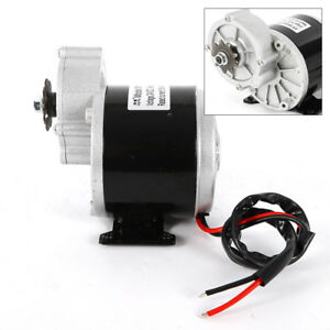 Electric Vehicle Gear Decelerate Brushed Motor My1016z Electric Bicycle Motor Us
