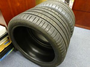 X2 Michelin Pilot Super Sport 285 35zr20xl 104 2 Tires 285 35 20