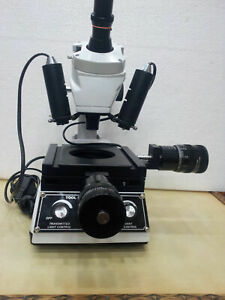 Tool Makers Microscope For Precision Measuring tool Maker Microscope