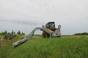 Boom Mower | MCS Industrial Solutions and Online Business