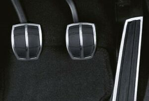 Bmw 1 3 5 5 6 7 X3 X5 X6 Series Stainless Steel Pedals For Manual Cars