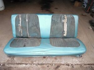 62 63 64 1962 1963 1964 Mercury Ford Galaxie Front Seat Frame