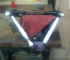 Fully Adjustable Front Upper G body Control Arms