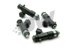 Deatschwerks 550cc Fuel Injectors For 2010 2012 Genesis Coupe 2 0t Turbo