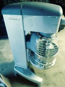 Hobart Legacy Hl400c 1std 40 Qt commercial Planetary Floor Mixer 3 Phase
