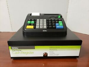 Royal Electronic Cash Register 310dx C x