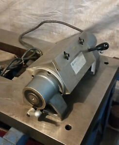 Yuasa Accu sine Angle Electro Magnetic Chuck 4 X 8 For Surface Grinder Or Mill