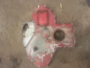 International Farmall Tractor Front Timing Cover 3055995r16 Diesel 826 2826