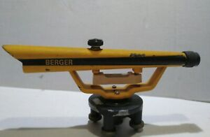 Berger Instruments Transit level Model 135 With Case