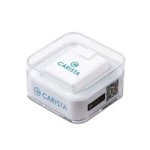 Carista Obd2 Bluetooth Adapter And App Diagnose Customize Service Your