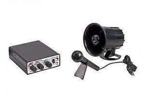 Wolo 345 Animal House Electronic Horn And P a System 12 Volt