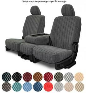Custom Fit Scottsdale Seat Covers For Toyota Pickup