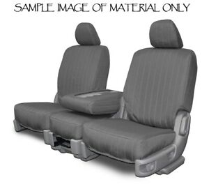 Custom Fit Canvas Seat Covers For Toyota Pickup