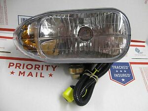 Meyer Genuine Night Saber Snow Plow Light With Hardware New Passenger 07224