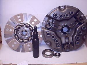 International Ih Ihc Farmall 706 756 766 2706 2756 Tractor Clutch Kit 405299