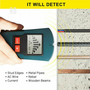 Fetanten Stud Finder Detector 4 In 1 Multi function Cable Detector For Wall
