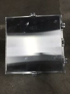Wiegmann Ssn4161606 Enclosure 16 X 16 X 6 Stainless Steel