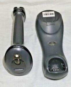 Motorola Symbol Ds6878wireless Barcode Scanner Cradle no Battery power Cord
