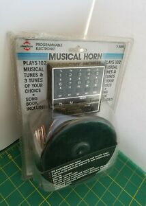 Vintage Chieftain Programmable Electronic Musical Horn