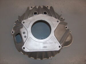 1980 86 Ford F150 Bronco F250 Truck Aluminum 4 Speed Bell Housing E0ta 7505 Fb