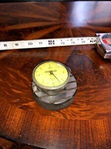 Flatness Gage 3 Diameter Federal Indicator J1k 0001