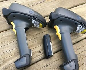 Lot Of 2x Motorola Symbol Barcode Scanner Mt2090 Mt2090 sd0d62170wr Scanner Only
